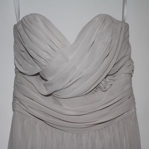 Light Grey Maxi Dress